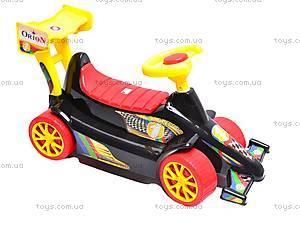 Машинка-каталка «Формула-1», 894_Л, цена