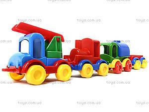 Машинка Kid cars с картой, 39243, купить
