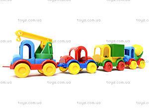 Машинка Kid cars с картой, 39243, отзывы