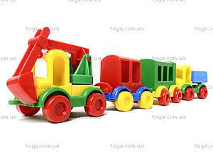 Машинка Kid cars с картой, 39243, магазин игрушек