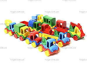 Машинка Kid cars с картой, 39243, toys