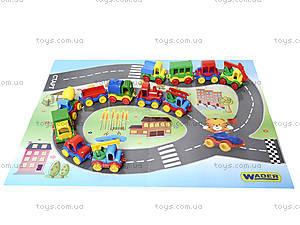 Машинка Kid cars с картой, 39243, іграшки