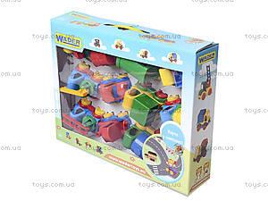Машинка Kid cars с картой, 39243, детский