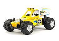 """Машинка KINSFUN """"Turbo Buggy"""" желтая, KS5106W, фото"""