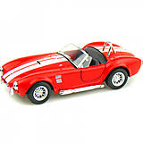Машинка KINSMART Shelby Cobra 427 (красная), KT5322W