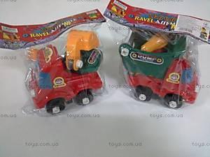 Машинка-конструктор детская, 826 (YD6909)