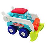 Машинка-конструктор «Экскаватор», R148