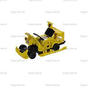Игрушечная машинка «Краш-тест», 11740-6689B-1, купить