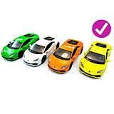 Машинка Lamborghini Huracan (желтая), KT5382W, купить