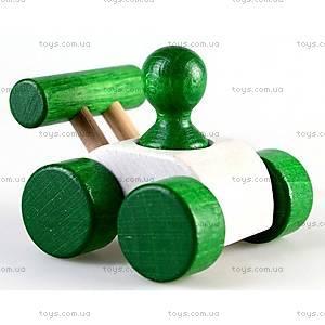 Машинка «Малыш», зеленая, Ду-08з