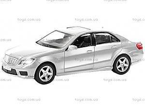 Коллекционная машинка Mercedes Benz E63, 554999, купить