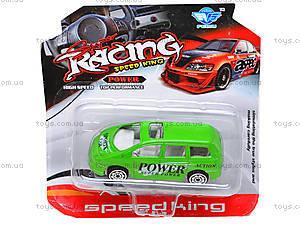 Машинка металлическая Racing, JP415, цена