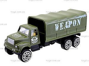 Металлическая военная машинка, JH168DE, купить