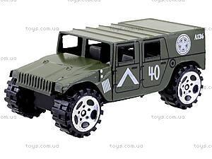 Металлическая военная машинка, JH168DE, отзывы