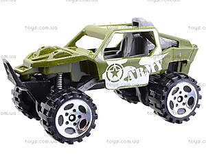 Металлическая военная машинка, JH168DE, игрушки