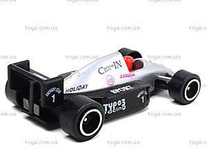 Детская гоночная машина Die-Cast Metal, JH168FG5, купить