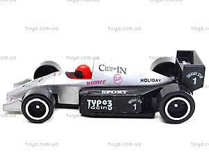 Детская гоночная машина Die-Cast Metal, JH168FG5, детские игрушки
