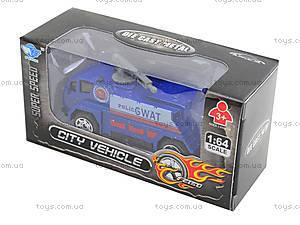 Детская игрушечная машина Sity Vehicle, JP3109С, цена