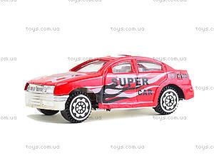 Машинка металлическая Superpower, JP418, купить