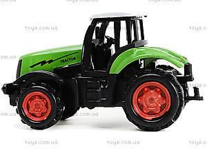 Металлическая модель трактора «Фермер», XY045, купить