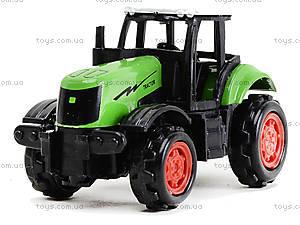 Металлическая модель трактора «Фермер», XY045, отзывы