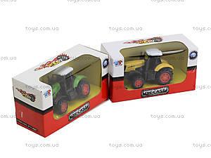 Металлическая модель трактора «Фермер», XY045, цена