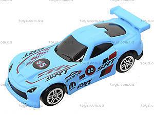 Машинки металлические в коробке, 1604-1, toys.com.ua