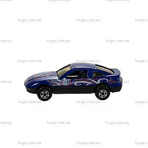 Машинка металлическая, спортивная, 27669-632