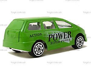 Машинка металлическая Racing, JP415, игрушки