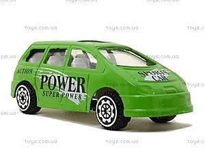 Машинка металлическая Racing, JP415, детские игрушки