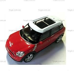 Коллекционная машинка Mini Cooper, 444008, купить