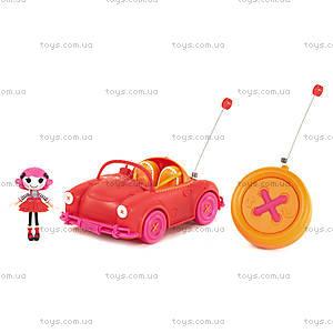 Машинка Minilalaloopsy на радиоуправлении «Кабриолет», 513032