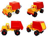 Машинка-мусоровоз, 5189