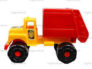 Машинка-мусоровоз, 5189, игрушки