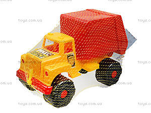 Машинка-мусоровоз, 5189, детские игрушки