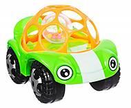 Машинка-Мячик 2 в 1 зеленая BeBeLino, 58081-2, купить
