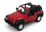 Машинка на радиоуправлении 1:14 Meizhi Jeep Wrangler красная, MZ-2292Jr, купить