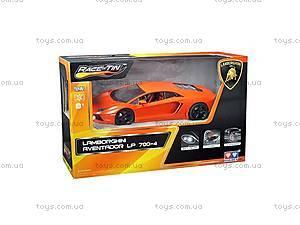 Машинка на радиоуправлении Lamborghini Aventador LP 700-4, LC258050-4B, отзывы