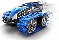 Машинка на радиоуправлении Nano Trax синяя, 90207
