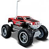 Машинка на радиоуправлении Rock Crawler Jr. красно-черная, 81162-1, купить