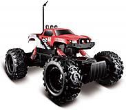 Машинка на радиоуправлении Rock Crawler красная, 81152-2, купить