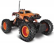 Машинка на радиоуправлении Rock Crawler оранжевая, 81152-1