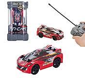 Машинка на радиоуправлении «Tin Car» красная, YW253101