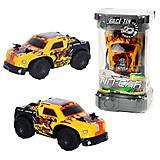 Машинка на радиоуправлении «Tin Car» оранжевая, YW253106, отзывы