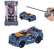 Машинка на радиоуправлении «Tin Car» синяя, YW253102, фото