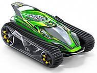 Машинка на радиоуправлении VelociTrax зеленая, 90222