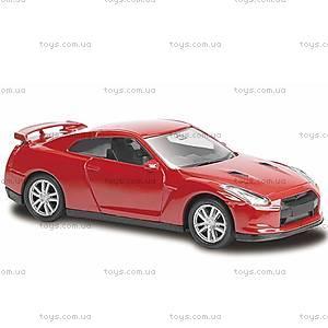 Коллекционная машинка Nissan GT, 354013, купить