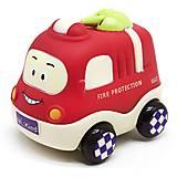 """Машинка пластиковая """"Спасатель. Пожарная"""", 9940, детские игрушки"""