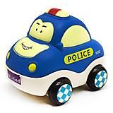 """Машинка пластиковая """"Спасатель. Полиция"""", 9940, купить игрушку"""