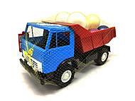 Машинка пластиковая синий, 471 в.2, фото